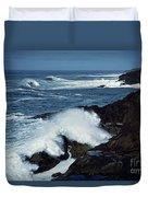 Rough Surf Duvet Cover
