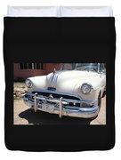 Route 66 - Classic Car Duvet Cover