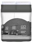 Route 66 - Coliseum Ballroom Duvet Cover