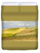 Rural Fields Duvet Cover