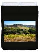 Rural Landscape Duvet Cover