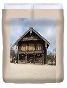Russian Village - Potsdam Duvet Cover