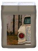 Rusty Car Duvet Cover