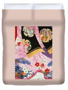 Sagi No Mai Duvet Cover