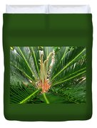 Sago Palm Duvet Cover