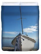 Sailing Boat Duvet Cover