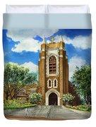 Saint Andrews Episcopal Church Bryan Texas Duvet Cover
