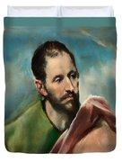 Saint James The Younger Duvet Cover