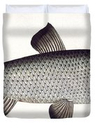 Salmon Duvet Cover