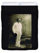 Samuel Langhorne Clemens (1835-1910) Duvet Cover