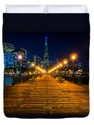 San Francisco Duvet Cover