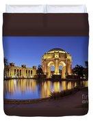 San Francisco Palace Of Fine Arts Theatre Duvet Cover