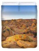 Coyote Buttes Arizona Duvet Cover