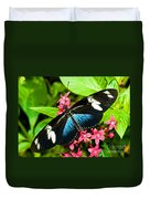 Sara Longwing Butterfly Duvet Cover