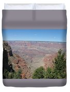 Scenic View - Grand Canyon Duvet Cover