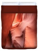 Sea Of Sandstone Duvet Cover