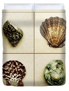 Seashell Composite Duvet Cover