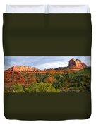 Sedona Arizona Duvet Cover