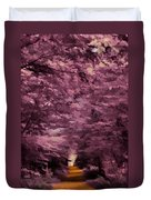 Shadow Path Duvet Cover