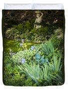 Shady Garden Duvet Cover