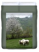 Sheeps Duvet Cover