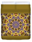 Kaleidoscope 43 Duvet Cover