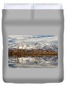 Sierra Reflections Duvet Cover