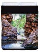 Simpsons Gap V5 Duvet Cover