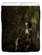 Skeleton Duvet Cover