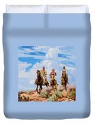 Sons Of The Desert Duvet Cover
