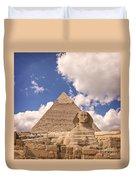 Sphinx Duvet Cover
