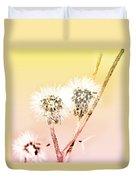 Spring Dandelion Duvet Cover
