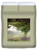Spring Water Duvet Cover