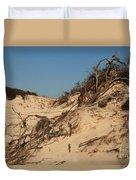 St Joseph Sand Dunes Duvet Cover