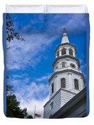 St. Michael's Episcopal Duvet Cover