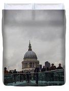 St. Paul's Duvet Cover