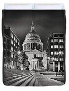 St Paul's London Duvet Cover
