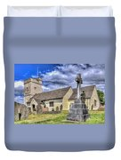 St Sannans Church Bedwellty 2 Duvet Cover