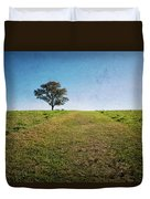 Stands Alone Duvet Cover
