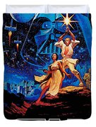 Star Wars Duvet Cover by Farhad Tamim