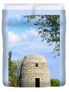 Stone Tower Duvet Cover