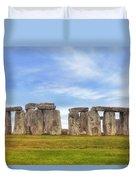 Stonehenge Duvet Cover