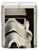 Stormtrooper Helmet Duvet Cover