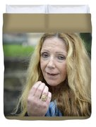 Street People - A Touch Of Humanity 1 Duvet Cover