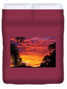 Stunning Sunset Duvet Cover