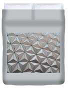 Sub Triangles Duvet Cover