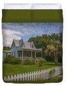 Sullivan's Island House Duvet Cover