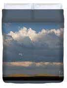 Summer Clouds Duvet Cover