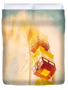 Summer Dreams Duvet Cover by Amy Weiss