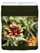 Summer Jardin Duvet Cover